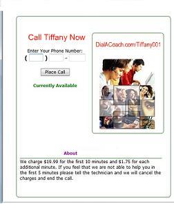 web-callpage sample